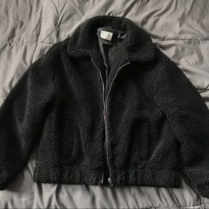Jackets & Blazers - Teddy bear jacket 🧸
